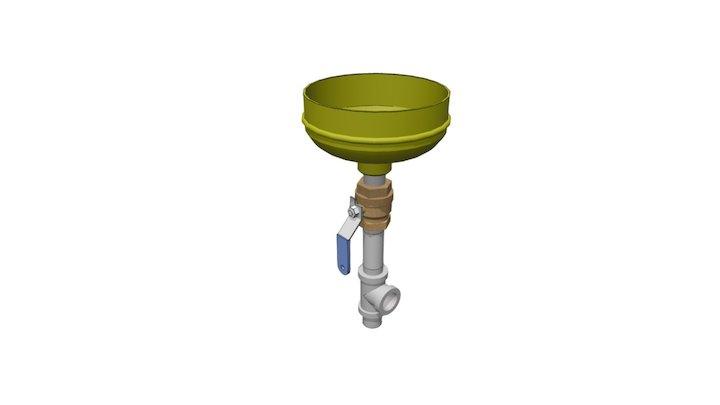 HP Funnel Kit 3D Model