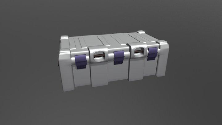 Cyber Box 3D Model