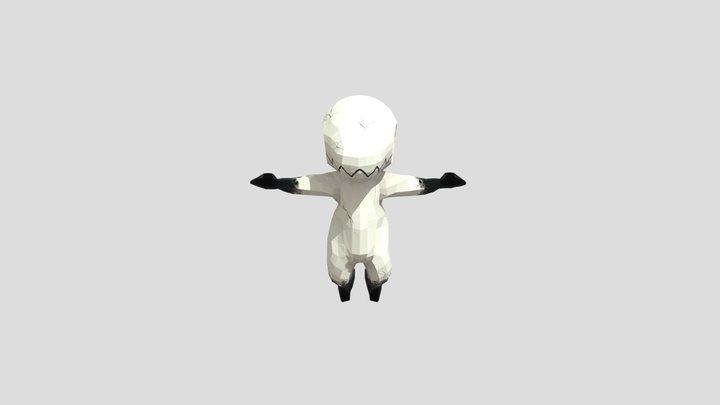 Herder updated(texture+model) 3D Model