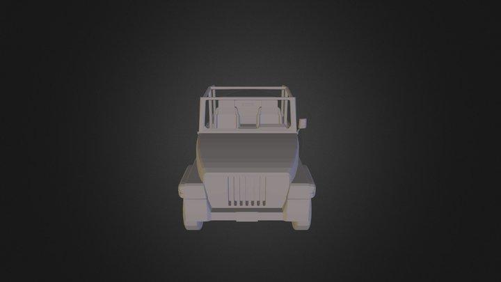 Wrangler 3D Model