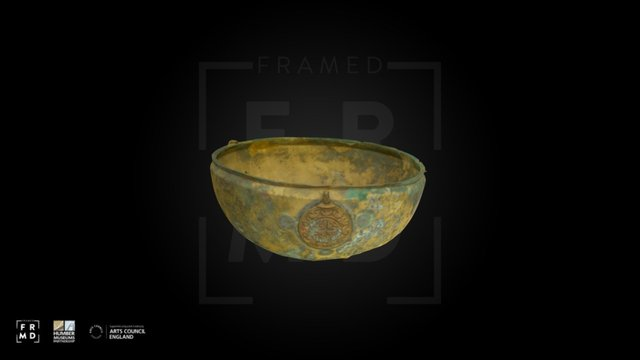 Manton Hanging Bowl 3D Model