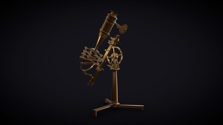 Dz 07 3D Model