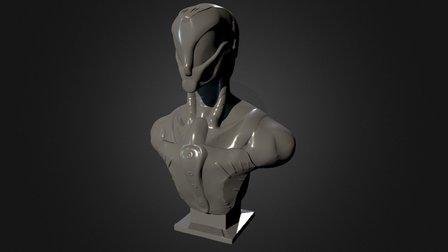 Bee Bot 3D Model