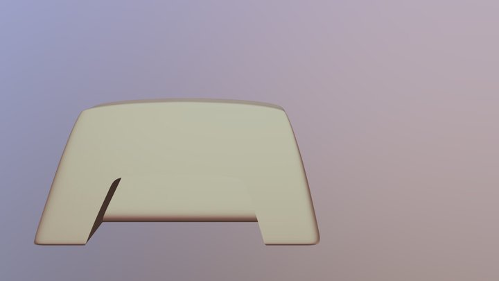 091919 Sh Seat 1 3D Model