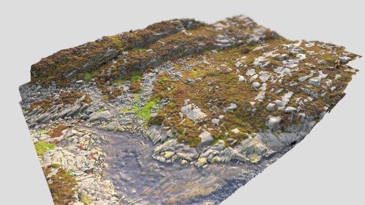 Hjartøy FG001 3D Model