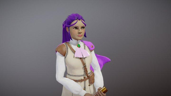 Tara 3D Model