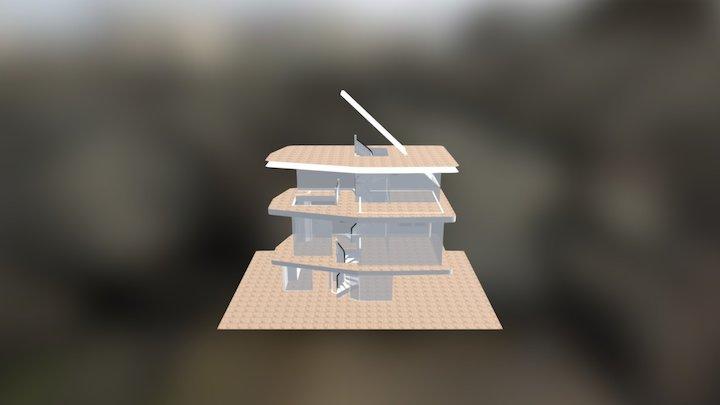 54457 3D Model