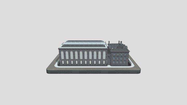 Treasury_v6.1 3D Model