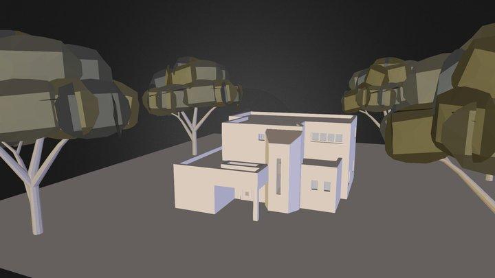 Maison6 3D Model
