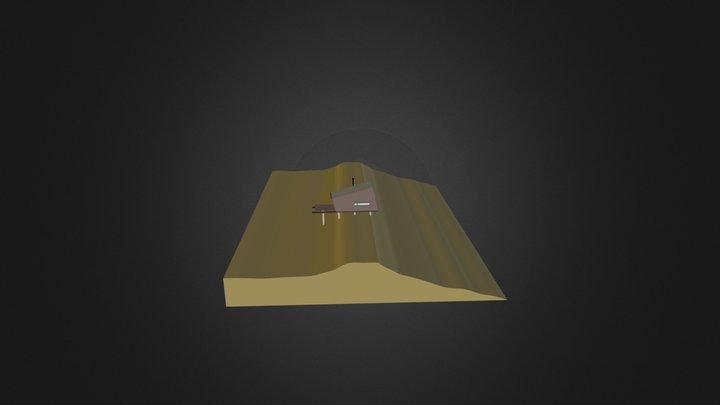 Valdes Shack 3D Model