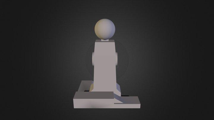 Clocktower 3D Model