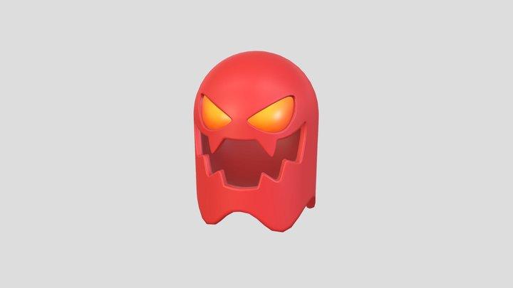 Character002 Monster 3D Model