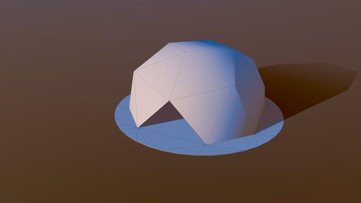 YURT 3D Model