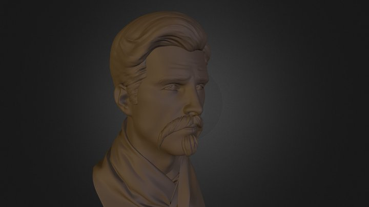 Daily Sculpt 2013-08-12 3D Model