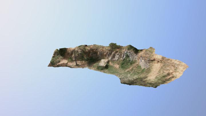Old Quarry 3D Model