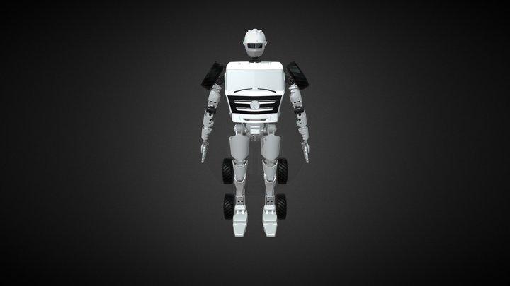 Cretobot 3D Model
