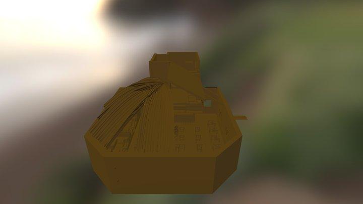 Vanilla.obj 3D Model