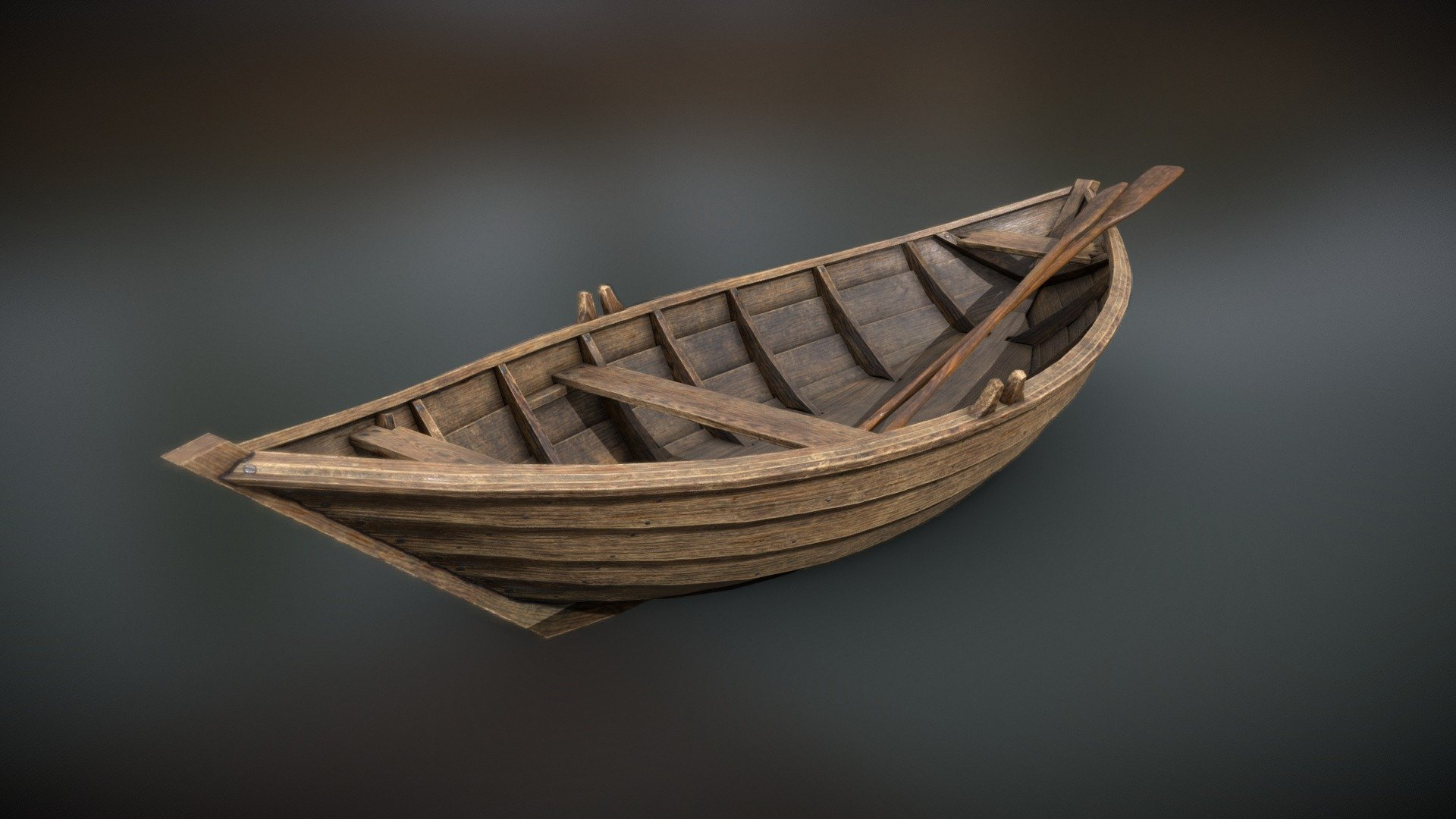 Dutch Wooden Rowing Boat - 17th and 18th century - Buy Royalty Free 3D  model by Mr. The Rich (@MatthijsDeRijk) [1706f8c]