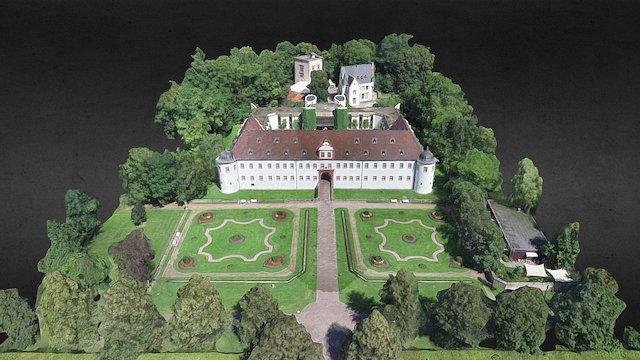 Castle (Schloss) 3D Model