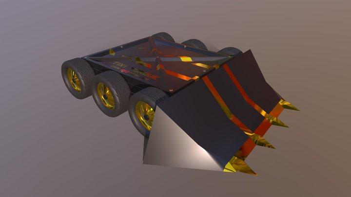 Tiny Torque 3D Model