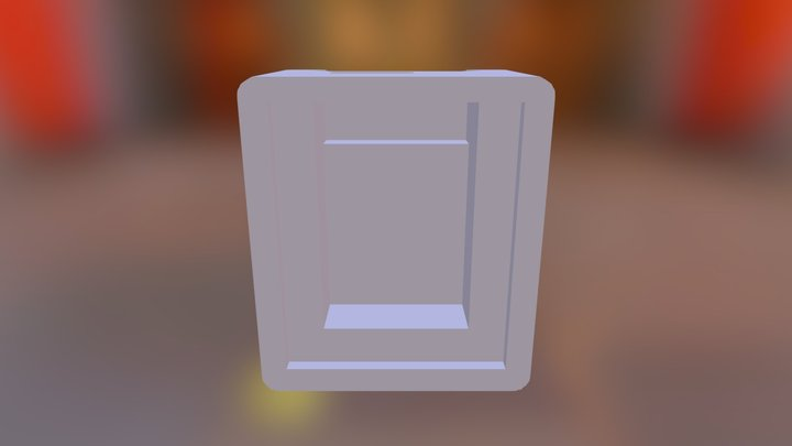 slider 3D Model