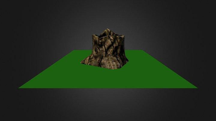 Stumpling 3D Model