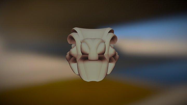 Forma 1 3D Model