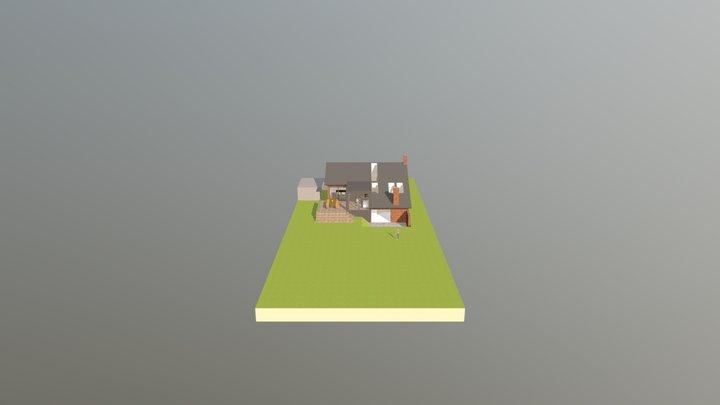 Arkinaut Case # 18-231 3D Model
