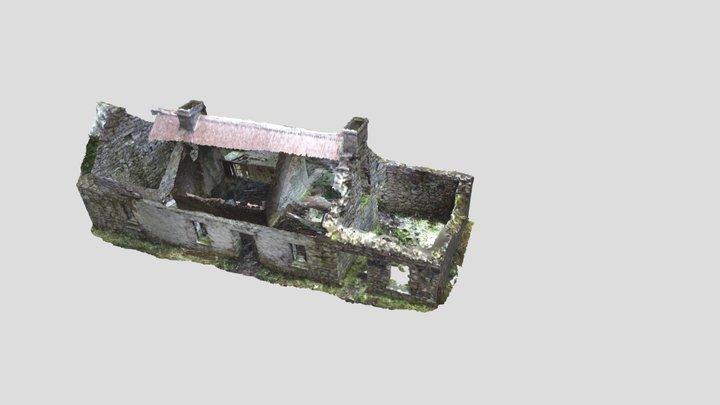 Marlbank - Clyhannagh Elliot house 3D Model