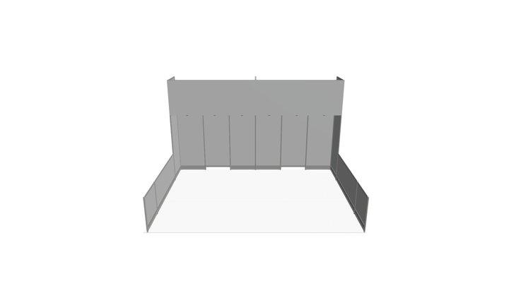 PACK EXPO 810009 CFPMA 15X20 3D Model