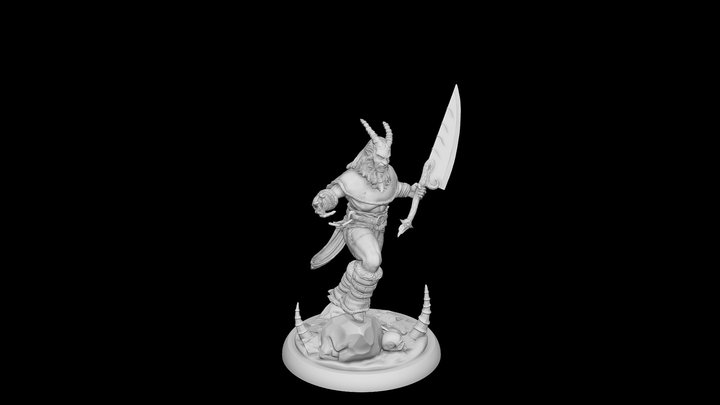 Lord Vyne 3D Model