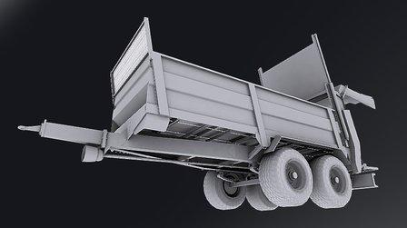 [WIP 3D] SIP Orion 120 TH 3D Model