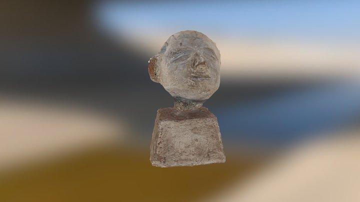 Statuetă 3D Model