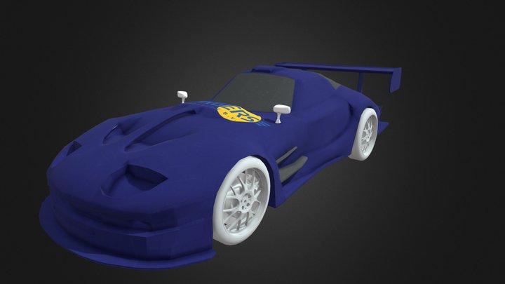 Marcos Mantis 3D Model