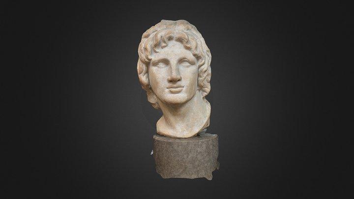 Alexander the Great 3D Model