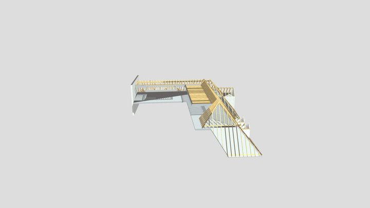 Pfarrstr. Dachau 3D Model