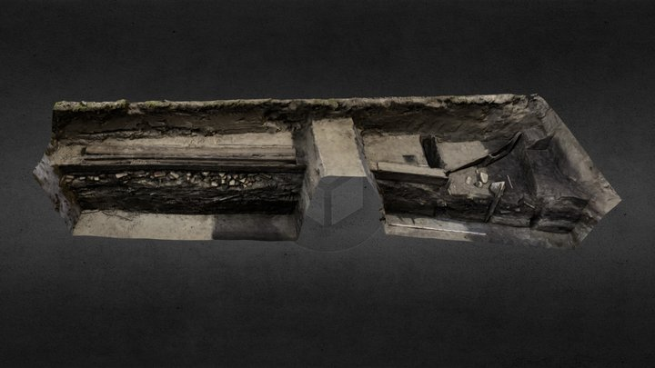 Drainage system 3D Model