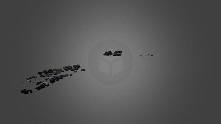 Priority Geo 3 D S Sketchfab 3D Model