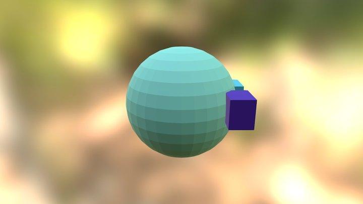 18dot1dot1 3D Model