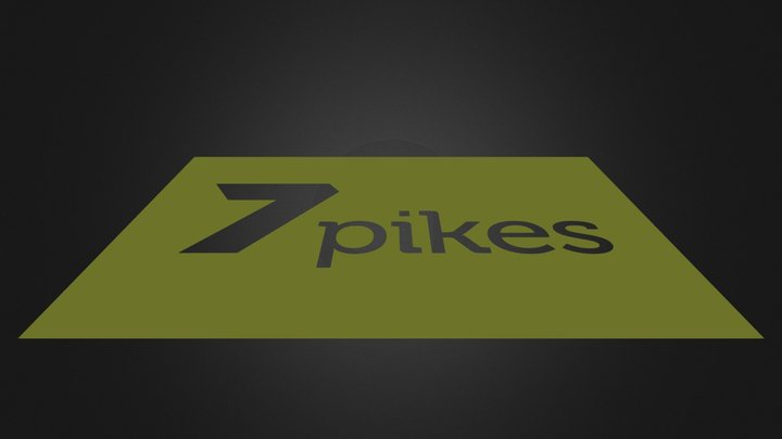 7pikes 3D Model