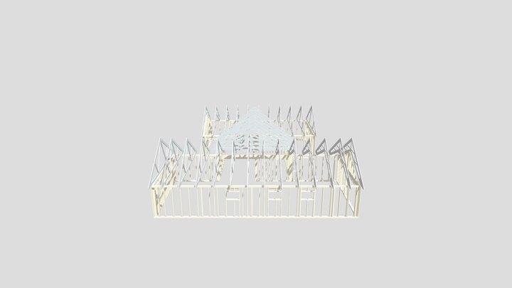 Stomme Vinkel 3D Model