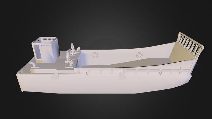 LCM3 3D Model