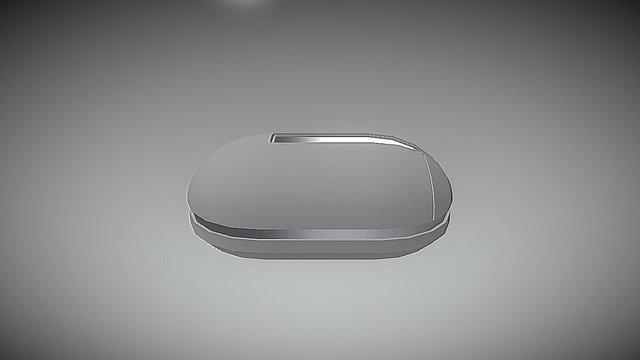modern MOUSE 3D Model