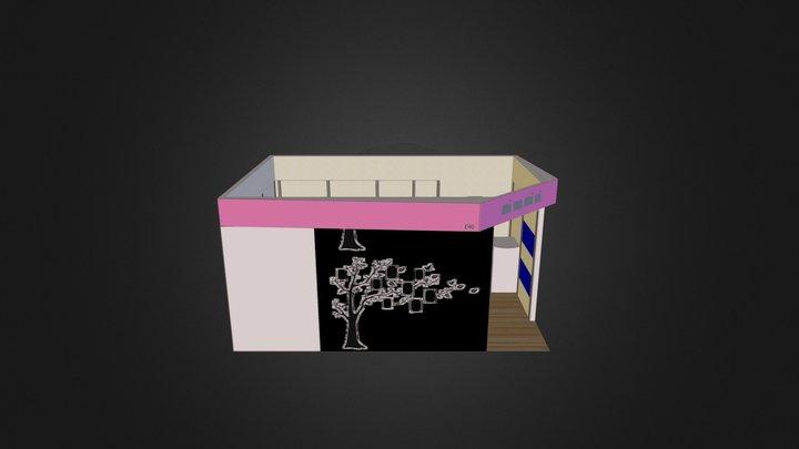 Minamini - Homi 2015 beta 3D Model