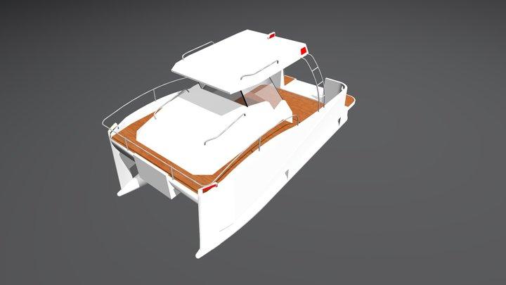 Brod v4 3D Model