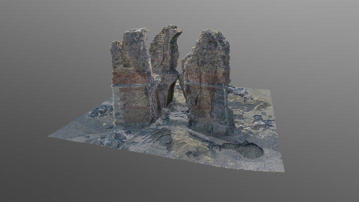 Torre Flavia - Ladispoli 3D Model