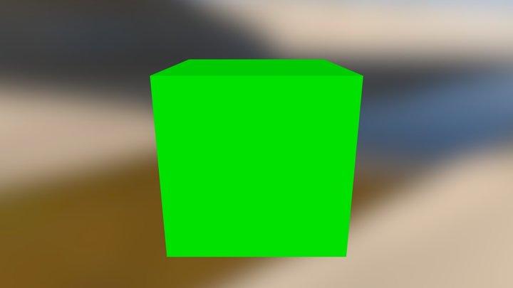 Cilindro 3D Model