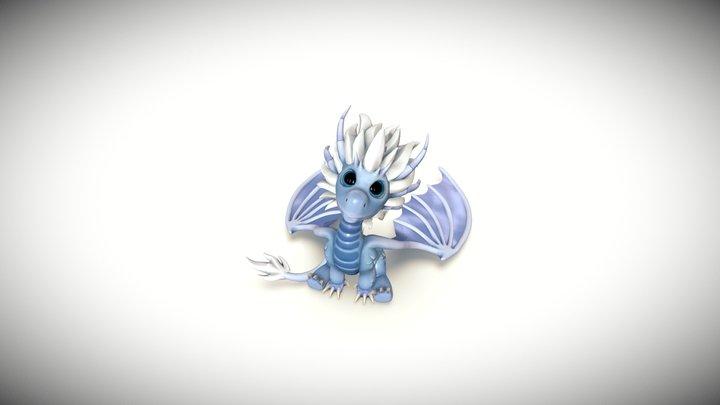 Azymondias, The Dragon Prince 3D Model