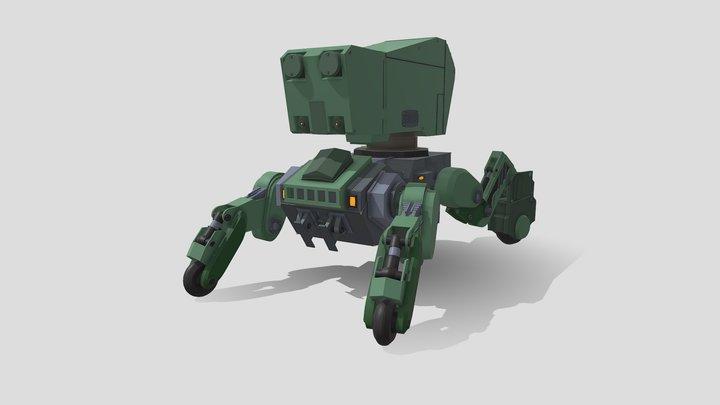 Logger 7SS | Draft 3D Model