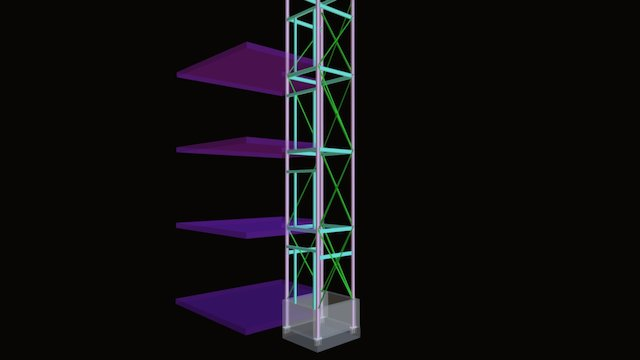 LIFT VULPE 01 3D Model